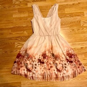 Lauren Conrad. Size 2. Light blush dress